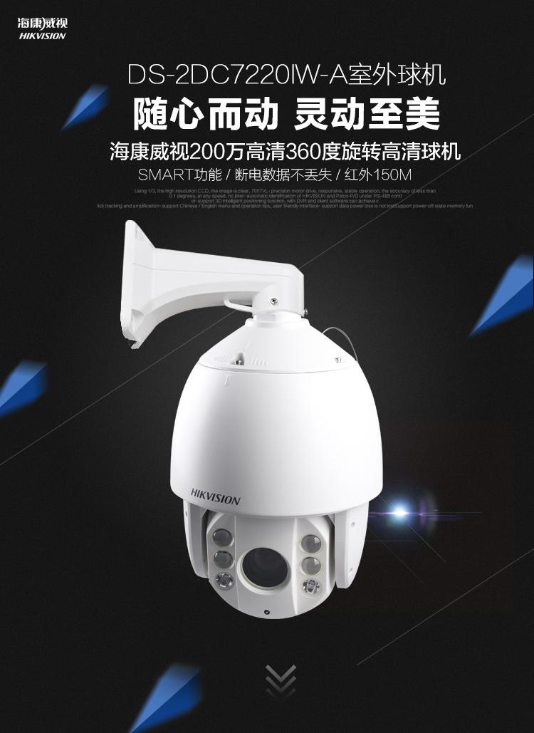 络智能球型摄像机